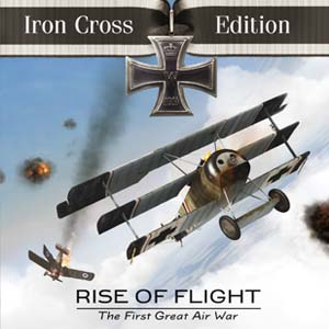 Rise of Flight Iron Cross Edition Digital Download Price Comparison