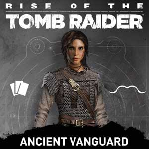 Rise of the Tomb Raider Ancient Vanguard