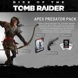 Rise of the Tomb Raider Apex Predator Outfit Pack Digital Download Price Comparison