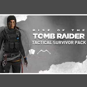 Rise of the Tomb Raider Tactical Survivor Outfit Pack Digital Download Price Comparison