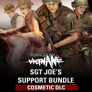 Rising Storm 2 Vietnam Sgt Joe's Support Bundle