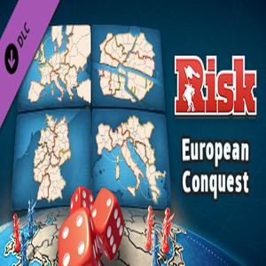 RISK Global Domination European Conquest