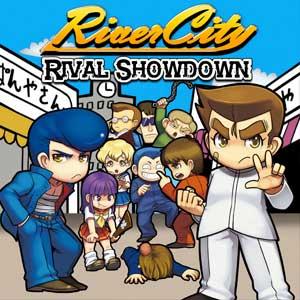 Buy River City Rival Showdown Nintendo 3DS Download Code Compare Prices