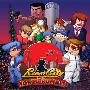 Buy River City Tokyo Rumble 3DS Download Code Compare Prices