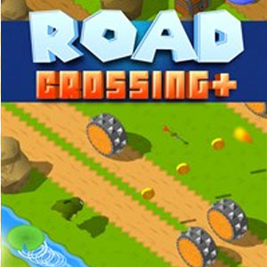 Road Crossing Plus Endless Road Crossing Game