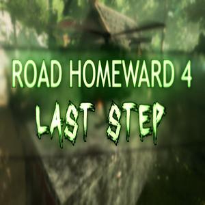 Road Homeward 4 last step