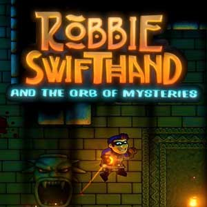 Robbie Swifthand and the Orb of Mysteries