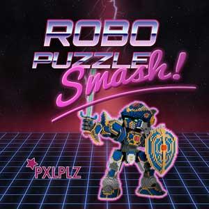 Robo Puzzle Smash