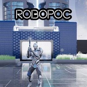 Robopoc SciFi Third Person Shooter