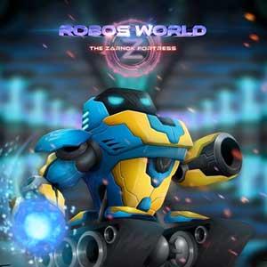 Robo's World The Zarnok Fortress