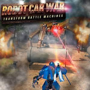 Robot Car War Transform Battle Machines