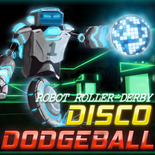 Robot Roller-Derby Disco Dodgeball Digital Download Price Comparison