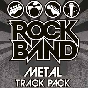 Rock Band Metal Track XBox 360 Code Price Comparison