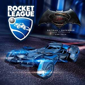 Rocket League Batman v Superman Dawn of Justice Car Pack Digital Download Price Comparison