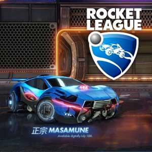Rocket League Masamune Digital Download Price Comparison