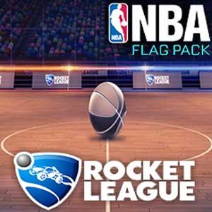 Rocket League NBA Flag Pack Digital Download Price Comparison