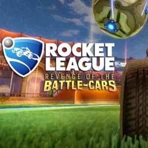Rocket League Revenge of the Battle Cars DLC Pack Digital Download Price Comparison