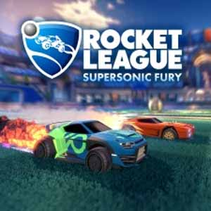 Rocket League Supersonic Fury Digital Download Price Comparison