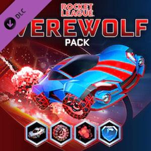 Rocket League Werewolf Pack