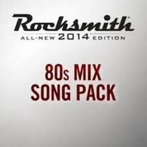 Rocksmith 2014 80s Mix Song Pack