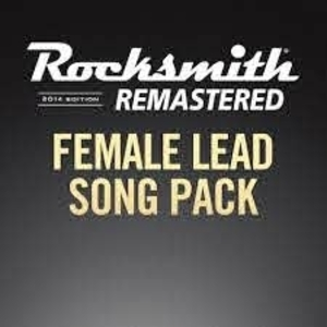 Rocksmith 2014 Female Lead Song Pack