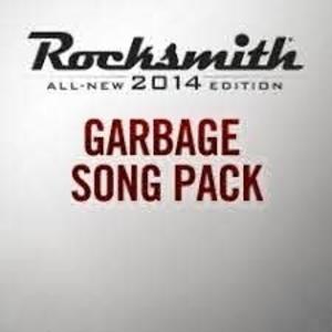 Rocksmith 2014 Garbage Song Pack
