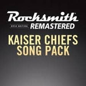 Rocksmith 2014 Kaiser Chiefs Song Pack
