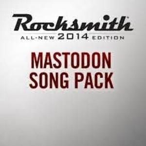 Rocksmith 2014 Mastodon Song Pack
