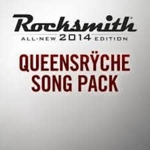 Rocksmith 2014 Queensryche Song Pack