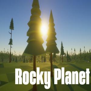 Rocky Planet