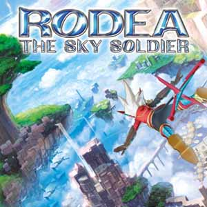 Buy Rodea the Sky Soldier Nintendo Wii U Download Code Compare Prices