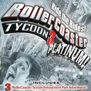 RollerCoaster Tycoon 3 Platinum Digital Download Price Comparison