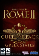 ROME 2 Greek States Culture Pack