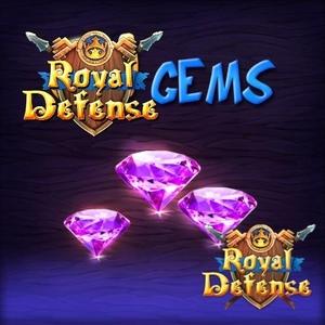 Royal Defense Crystals