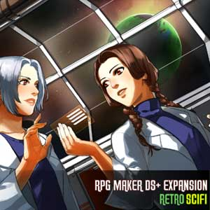 RPG Maker DS Plus Expansion Retro SciFi Pack Digital Download Price Comparison