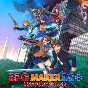 RPG Maker DS Plus Resource Pack Digital Download Price Comparison