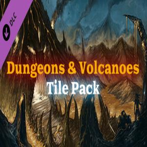 RPG Maker Dungeons and Volcanoes Tile Pack