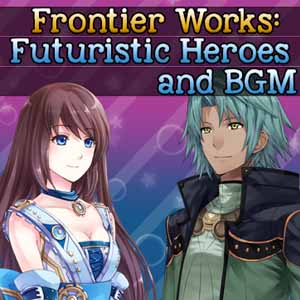 RPG Maker Frontier Works Futuristic Heroes and BGM Digital Download Price Comparison