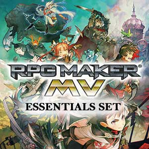 RPG Maker MV Essentials Set