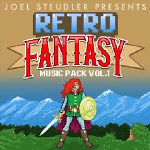 RPG Maker MV Retro Fantasy Music Pack