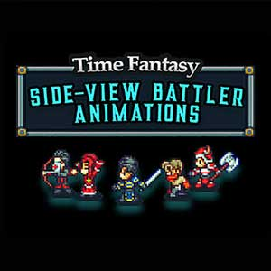 RPG Maker MV Time Fantasy Side-View Animated Battlers