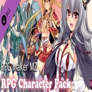 RPG Maker MZ RPG Character Pack