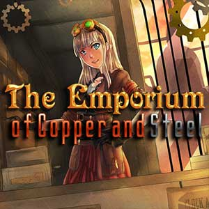 RPG Maker The Emporium of Copper and Steel