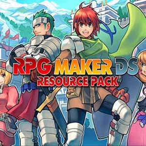 RPG Maker VX Ace DS Resource Pack
