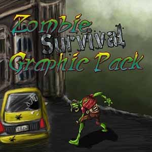 RPG Maker Zombie Survival Graphic Pack Digital Download Price