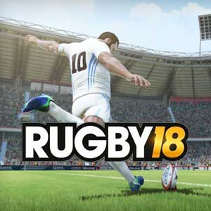 Rugby 18 PS4 Code Price Comparison