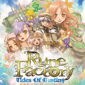 Rune Factory Oceans PS3 Code Price Comparison