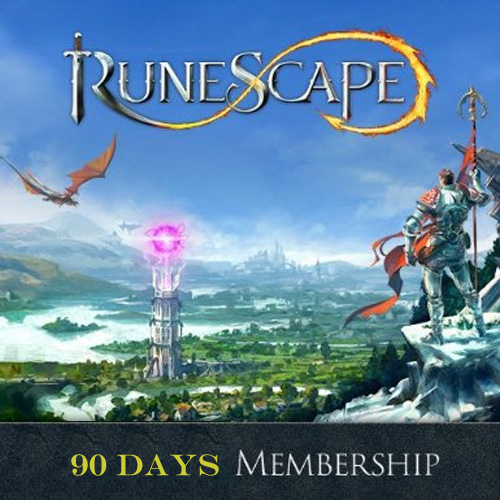 Runescape 90 Days Gamecard Code Price Comparison