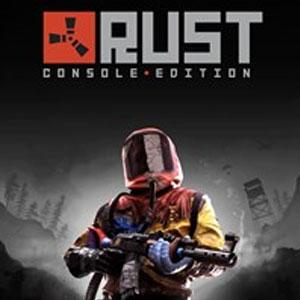 Rust Xbox Series Price Comparison