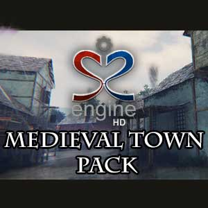 S2ENGINE HD Medieval Town Pack Digital Download Price Comparison